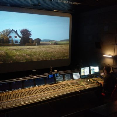 Sound mixing